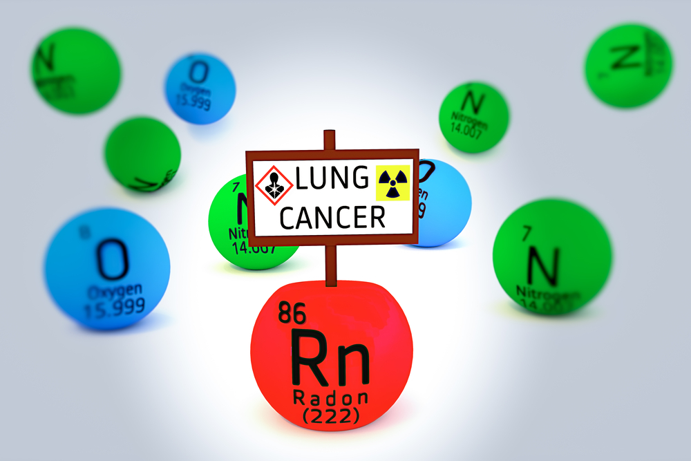 Radon Causes Lung Cancer